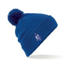 St Annes Tennis Club Bobble Hat Royal Blue  2018